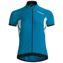 Orbea Dama Pro Cycling Jersey - Short Sleeve (For Women) in Blue - Closeouts