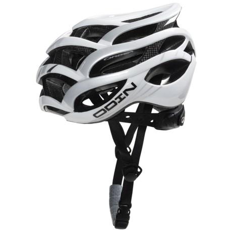 Orbea Odin Cycling Helmet in Black