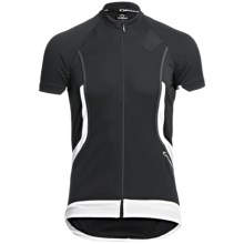 Orbea Pro Cycling Jersey - Short Sleeve (For Men) in Black - Closeouts