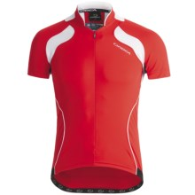 Orbea Pro Cycling Jersey - Zip Neck, Short Sleeve (For Men) in Red - Closeouts