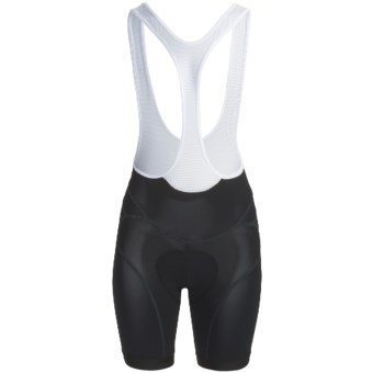 Orbea Pro SSN Bib Cycling Shorts - UPF 50+ (For Women) in Black