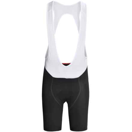 Orbea Pro SSN Cycling Bib Shorts - UPF 50+ (For Men) in Black - Closeouts