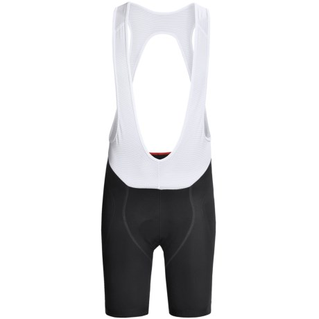 Orbea Pro SSN Cycling Bib Shorts - UPF 50+ (For Men) in Black