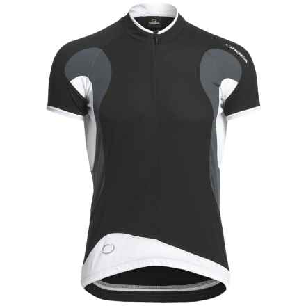 Orbea Race Cycling Jersey - Short Sleeve (For Men) in Black - Closeouts