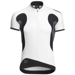 Orbea Race Cycling Jersey - Short Sleeve (For Men) in Black