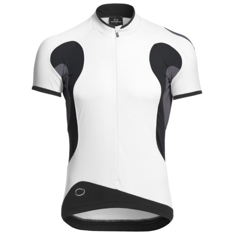 Orbea Race Cycling Jersey - Short Sleeve (For Men) in Red