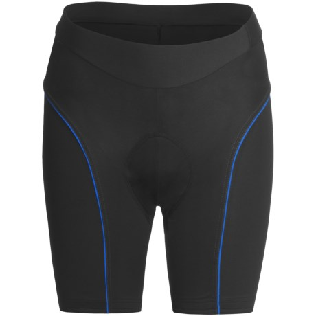 Orbea Race Series Cycling Shorts (For Women) in Black/Blue