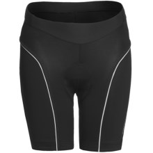 Orbea Race Series Cycling Shorts (For Women) in Black/White - Closeouts