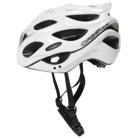 Orbea Rune Cycling Helmet in White