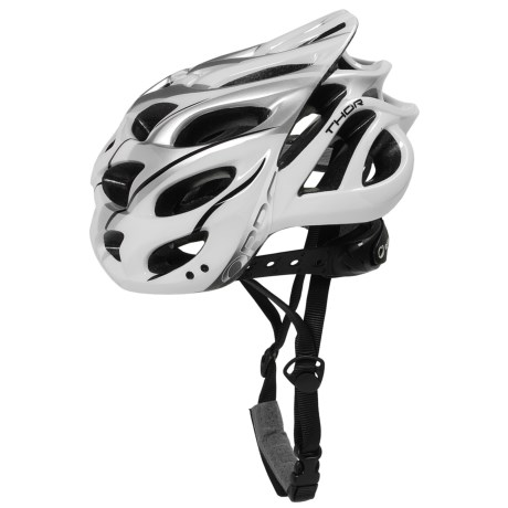 Orbea Thor Cycling Helmet in White