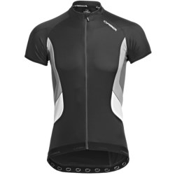 Orbea X-Series Cycling Jersey - Short Sleeve (For Men) in Black