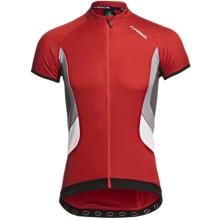 Orbea X-Series Cycling Jersey - Short Sleeve (For Men) in Red - Closeouts
