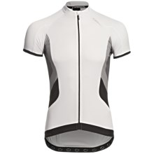 Orbea X-Series Cycling Jersey - Short Sleeve (For Men) in White - Closeouts