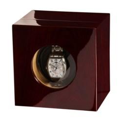 Orbita Casetta Single Watch Winder in Macassar