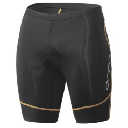 Orca 226 Kompress Tri Shorts (For Men) in Black/Moto Green