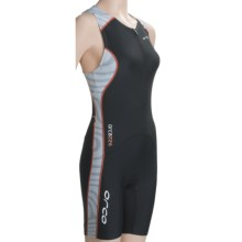 Orca 226 Race Tri Suit (For Women) in Black/Silver - Closeouts