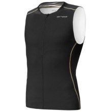 Orca 226 Tri Tank Top (For Men) in Black/Gold - Closeouts