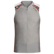 Orca 226 Tri Tank Top (For Men) in Black/Silver - Closeouts