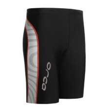 Orca 226 Tri Tech Shorts - Chamois (For Women) in Black - Closeouts