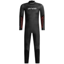 Orca Apex 2 Triathlon Wetsuit - Full Sleeve (For Men) in Black - Closeouts