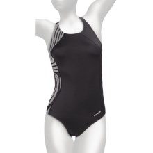 Orca Cl-R Swimsuit - Racerback, 1-Piece (For Women) in Black - Closeouts