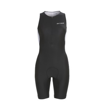 Orca Core Basic Race Triathlon Suit (For Women) in Black/White