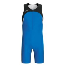 Orca Core Race Tri Suit (For Men) in Blue/Black - Closeouts