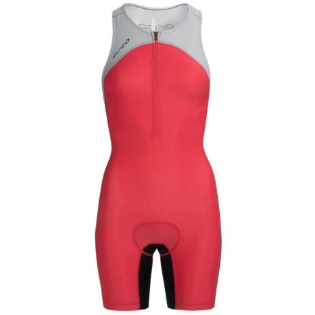 Orca Core Race Tri Suit (For Women) in Lollipop Red