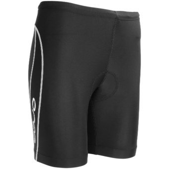 Orca Core Sport Shorts (For Women) in Black/Contrast Stitching