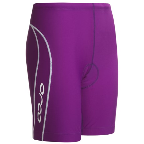 Orca Core Sport Shorts (For Women) in Purple Magic