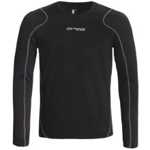 Orca Core Top - Long Sleeve (For Men) in Black - Closeouts