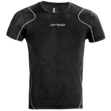 Orca Core Top - Short Sleeve (For Men) in Black - Closeouts