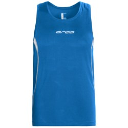 Orca Core Tri Singlet (For Men) in Blue Astor/Whisper White