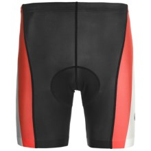 Orca Craig Alexander Tri Shorts (For Men) in Black/White/Red - Closeouts