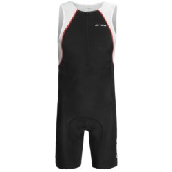 Orca Equip Tri Race Suit (For Men) in Black/Red