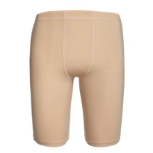 Orca Noexss Compression 1/2 Tights - UPF 50+ (For Men) in Beige - Closeouts