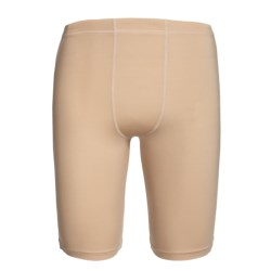 Orca Noexss Compression 1/2 Tights - UPF 50+ (For Men) in Beige