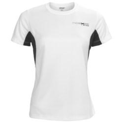 Orca Noexss Shirt - Short Sleeve (For Women) in White/Black
