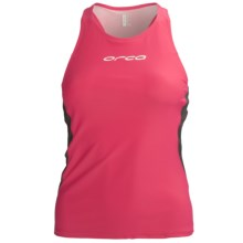 Orca Race Tri Singlet (For Women) in Pink/Grey - Closeouts