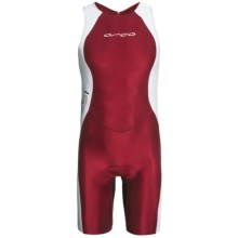 Orca RS1 Killa Tri Race Suit (For Men) in Black/Red - Closeouts