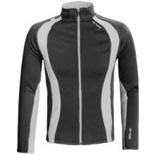 Orca Soft Shell Jacket (For Men) in Black/Grey - Closeouts