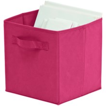 Organize It! Simple Storage Folding Cubes - Large, 2-Pack in Pink - Overstock