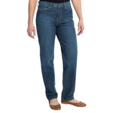 Original Loose Jeans - Tapered Leg (For Women) in Medium Wash - 2nds