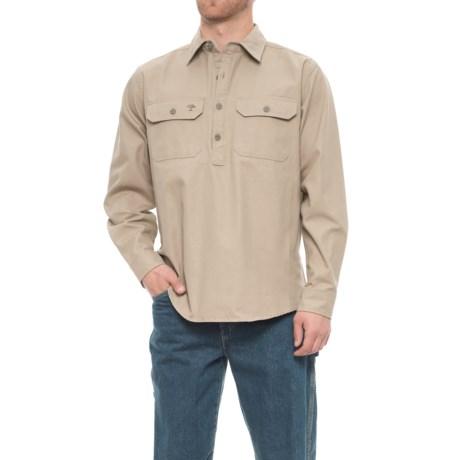 Original Tree Climbers? Cotton Canvas Shirt - Long Sleeve (For Men)