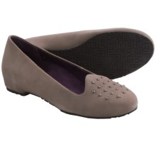 Orthaheel Chelsea Shoes - Nubuck (For Women) in Grey - Closeouts
