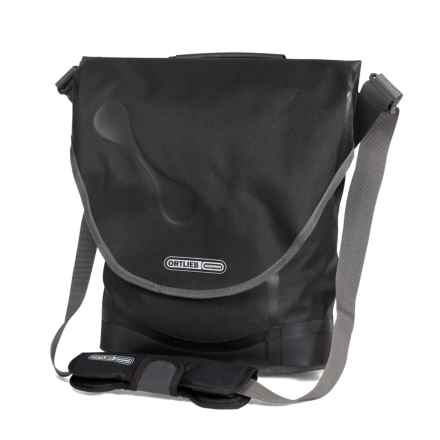 Ortlieb City-Biker QL3 Bike Pannier in Black - Closeouts