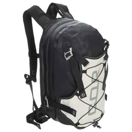 Ortlieb COR 13 Backpack - 13L in Black/White - Closeouts