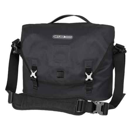 Ortlieb Courier Bag City - Waterproof, Large in Black - Closeouts