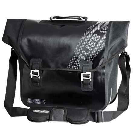 Ortlieb Downtown QL3 Pannier in Black - Closeouts