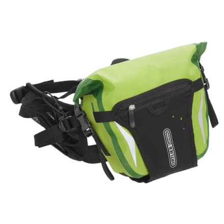 Ortlieb Hip-Pack 2 Waist Pack - 4L in Lime/Moss - Closeouts